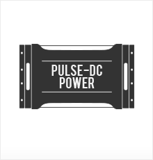 Pulse-DC power