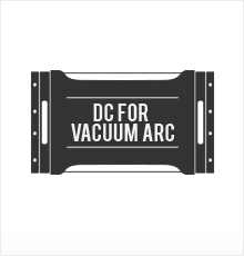 DC power for vacuum arc